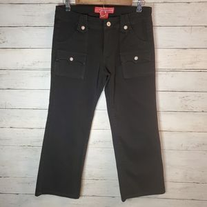 Hot Kiss Cropped Pants
